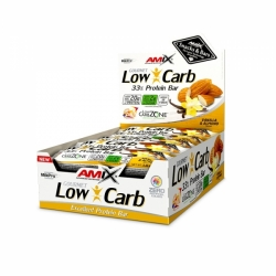 Amix™ Low-Carb 33% Protein Bar