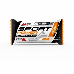Amix™Sport Power Energy Cake Bar s kofeinem