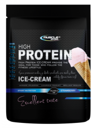 Muscle SPORT Protein ICE-CREAM