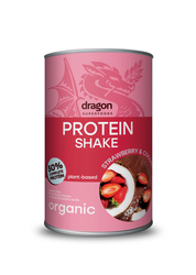 Dragon Protein SHAKE strawberry-coconut