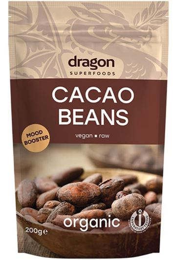 Dragon Cacao BEANS RAW Premium Quality