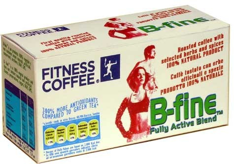 FITNESS COFFEE® B-fine Fully Active Blend®
