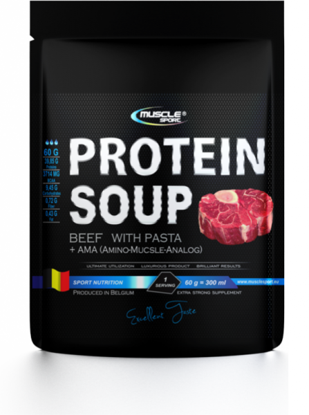 Muscle SPORT PROTEIN SOUP