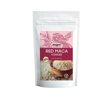 Dragon BIO RAW Red Maca POWDER